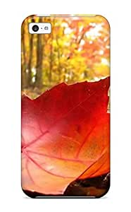 Perfect Fit ZyvucbY3412AEWqr Nice Fall Leaf Case For Iphone - 5c