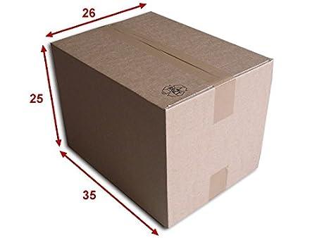 formato 350/x 260/x 250/mm Cajas cart/ón N /° 46/A