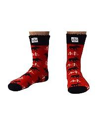 Pudus adult M9-12 short thermal winter boot Socks