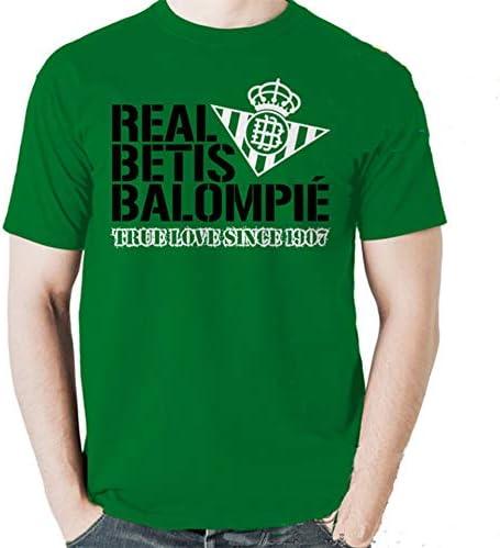 C&G Camiseta Hombre Real Betis Balmpié True Love Since 1907 ...