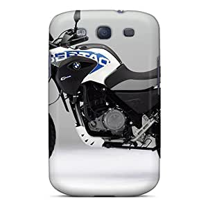 Pretty Kod2116KcUl Galaxy S3 Case Cover/ Bmw G650 Gs Sertao Motorcycles White Series High Quality Case