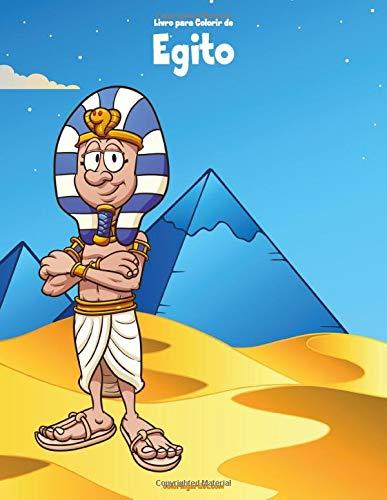 Buy Livro Para Colorir De Egito Book Online At Low Prices In India