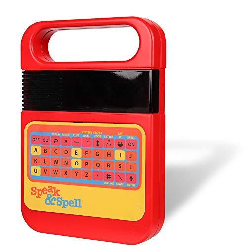 41hPqMYBSwL - Basic Fun Speak & Spell Electronic Game
