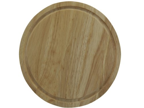 25cm Rubberwood Bread Board