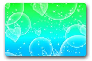 Outlet-Seller Custom Rosy Bubble Doormat