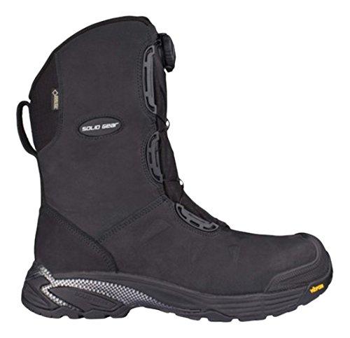 Solid Gear SG8000538 Polar GTX Chaussures de sécurité S3 Taille 38 Noir