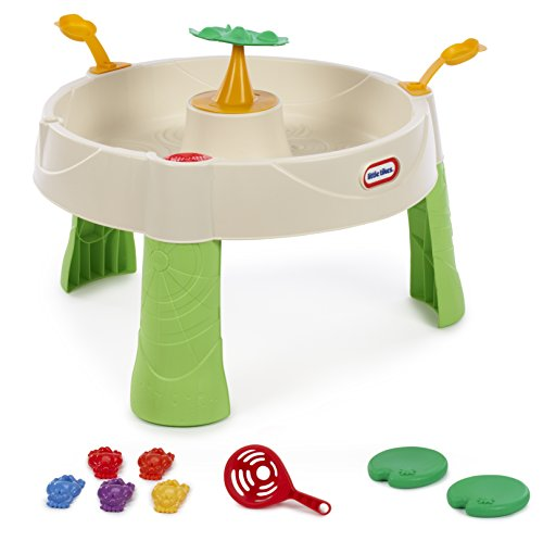 Sensory Water Table (Little Tikes Frog Pond Water Table)