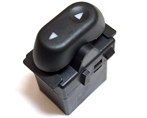 PT Auto Warehouse PWS-324 - Power Window Switch - 1-Button; Passenger Front or Rear or Driver Side Rear (Ford Power Window Switch)