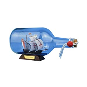 41hPrl6oZmL._SS300_ Ship In A Bottle Kits and Decor