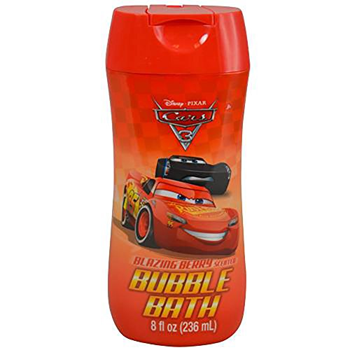 Disney Pixar Car 3 Bubble Bath 8fl (Disney Bubble Bath)