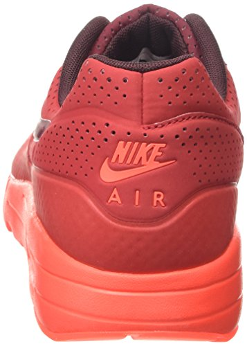 Air Nike Moire Ultra Red Red Rojo Red unvrsty Max 1 Sneakerss Team Gym Herren ddqTrnx