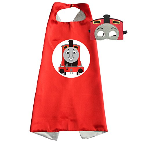 Cape Friends Traindrops Dress Thomas up Mask and and Set CwXq6XxT