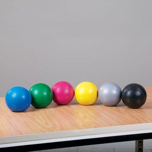 Cheap Clinton Soft Grip Weight Balls – 5lbs Gray