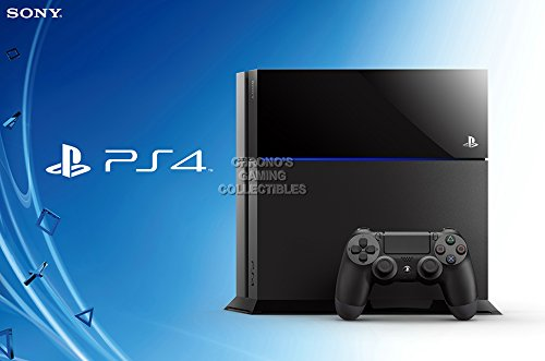 """Price comparison product image CGC Huge Poster - Playstation 4 Original Model PS4 Console System POSTER GLOSSY FINISH - OTH409 (16"""" x 24"""" (41cm x 61cm))"""