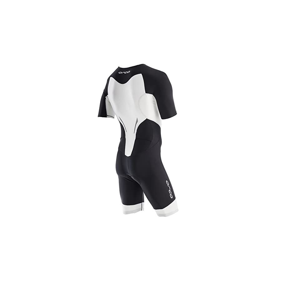 ORCA Men's Core Short Sleeve Tri Race Suit