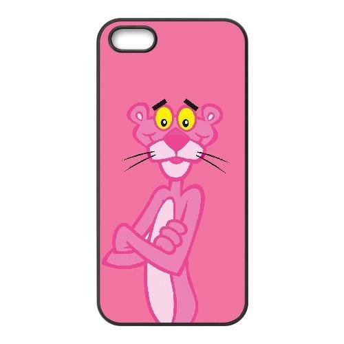 Rose Panthe HI93TK1 coque iPhone 4 4s téléphone cellulaire cas coque I5AR6F0KX