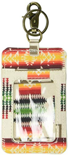 41hPtAxsPGL - Pendleton Men's Canopy Canvas Luggage Tag, Chief Joseph, ONE SIZE