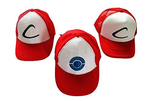 UK-Pokemon-Go-Baseball-Cap-Ash-Ketchum-Unisex-Hat-Adjustable-Size-Embroidery