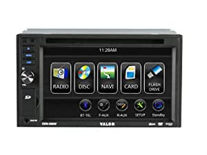 Valor Multimedia DDN-868W Navigation System