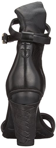 Femmes As98 Argo Bottines Noir (nero / Inox)