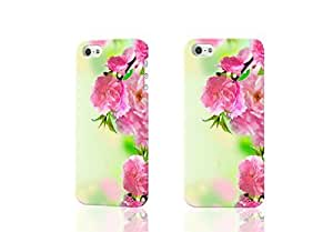 Diy Yourself Blooming Peach Blossom 3D Rough iPhone 5c case cover Skin, fashion design image custom iPhone 5c , durable iPhone 5c hard 3D case cover for iPhone 5c 8LRLdaStlXF 5c, case cover New Design By Codystore