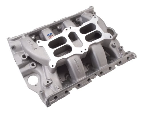 - Edelbrock 7505 RPM Air-Gap Dual-Quad FE Intake Manifold Non-EGR1500-6500rpmFord FE 390/428 Will Not Fit 427 Ford Hi-riser And Tunnel Port Engines RPM Air-Gap Dual-Quad FE Intake Manifold