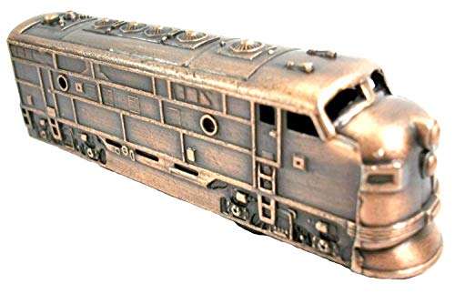 - Diesel Locomotive Die Cast Metal Collectible Pencil Sharpener