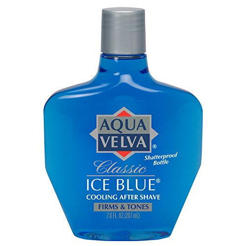 Aqua Velva After Shave  Classic Ice Blue  7 Ounce