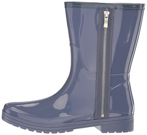 Rain Women's Boot Zip Unlisted Blue Dusty HzqwxpY