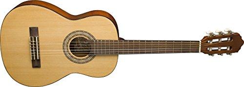 Oscar Schmidt OCHS-A-U 1/2 Size Classical Guitar. Natural (High Gloss) by Oscar Schmidt