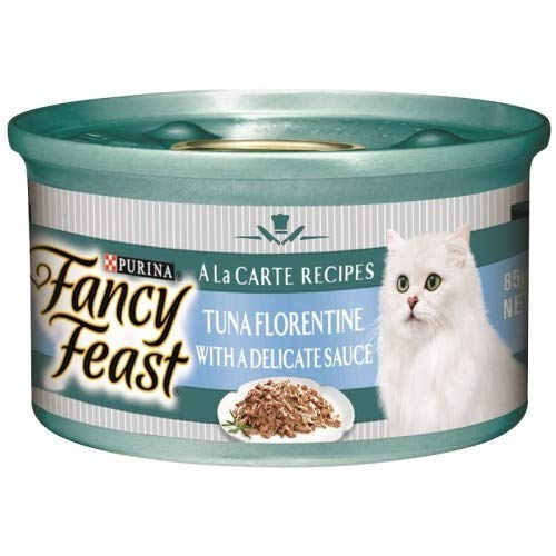 FANCY FEAST A LA Carte Tuna Florentine 24X85G (11059631) (CFFATF85X24)