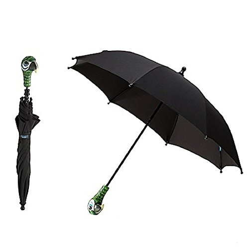 Disney Mary Poppins Parrot Umbrella From the Broadway Musical, Adult -