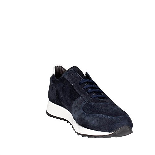 Homme Pregunta Bleu Petite PAH02 Sneakers 001 0gxIwZqg