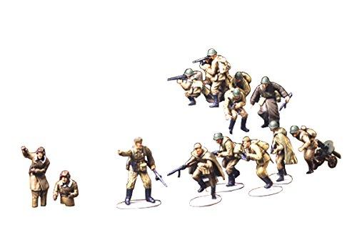 II Russian Infantry & Tank Crew Set ()