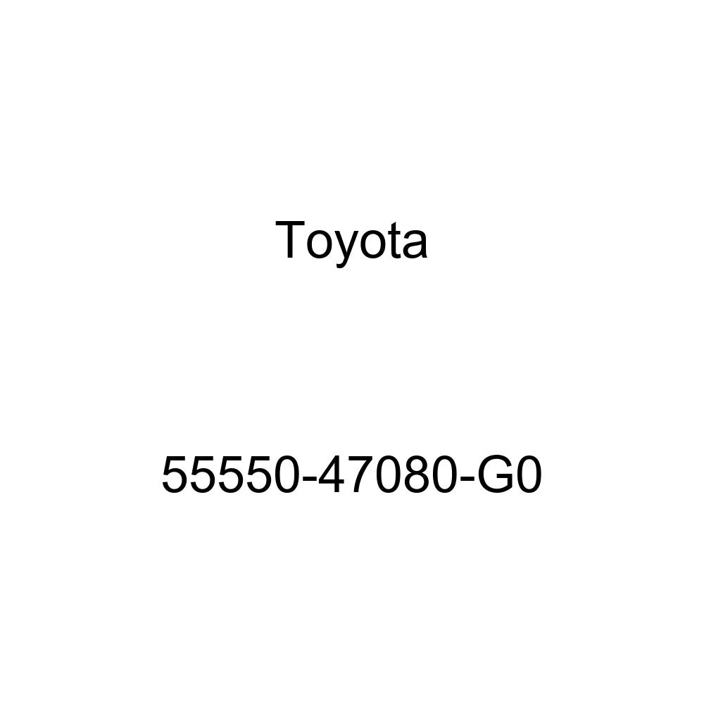 Toyota Genuine 55550-47080-G0 Glove Box Door Assembly