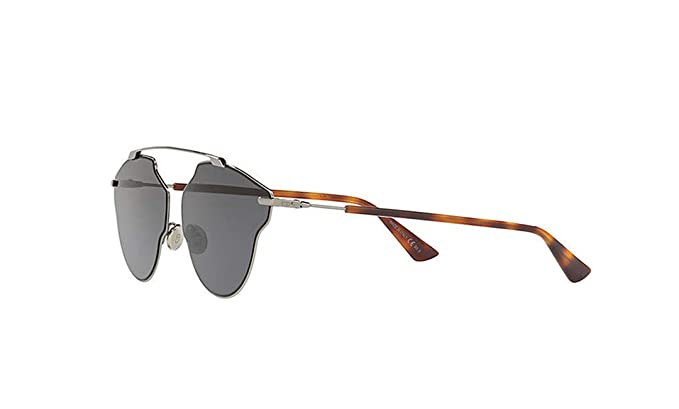 Dior - DIOR SO REAL POP, Aviator metal unisex  Amazon.fr  Vêtements ... bfaebcf3ce8b