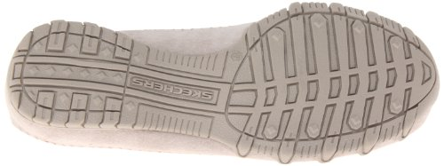 Skechers Taupe Suede Pedestrian Fit Relaxed 48930 IwvrAxqIZ