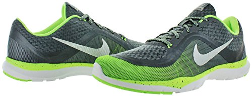 Green Metallic ghost wolf Cool Flex 6 Trainer Silver NIKE Womens Grey ZzfwH8HqY