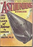 ASTOUNDING Stories: August, Aug. 1934 (