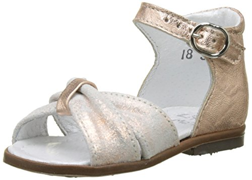 Mary Argent Sandales Diana Little Nude Fille Reflet Bébé Or 6xwqxYZad