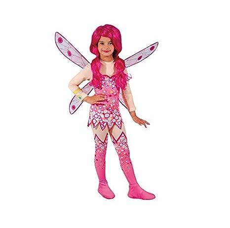 Takestop® costume fatina mia and me ali leggins con parrucca 9 11