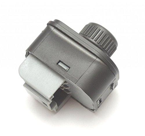 Issyzone Power Mirror Control Switch for VW Jetta Golf GTI MK5 MK6 1K0959565H