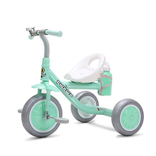 orden ahora con gran descuento y entrega gratuita azul Color Minmin-chezi Bicicleta Triciclo para niños 1-3-6 años años años Cochecito de bebé Cochecito de bebé  con 60% de descuento