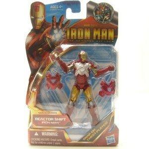 Iron Man The Armored Avenger Movie Series Reactor Shift Iron Man #43 (Iron Man 2 Toys)