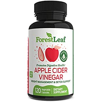 Amazon.com: Organic Apple Cider Vinegar Pills - 1200mg