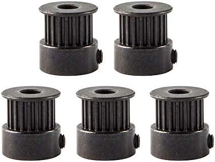 Aibecy Creality 3D 2GT Polea dentada Aleación de aluminio ...