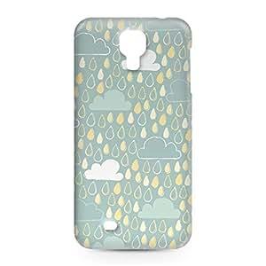 Clouds Samsung S4 3D wrap around Case - Design 2