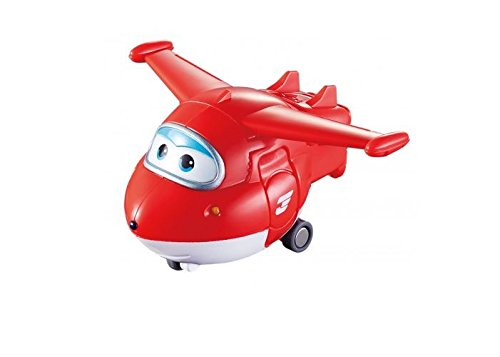 "Large Product Image of Super Wings Transform-a-Bots 4 Pk – Jett, Grand Albert, Mira, Paul 2"" Scale"