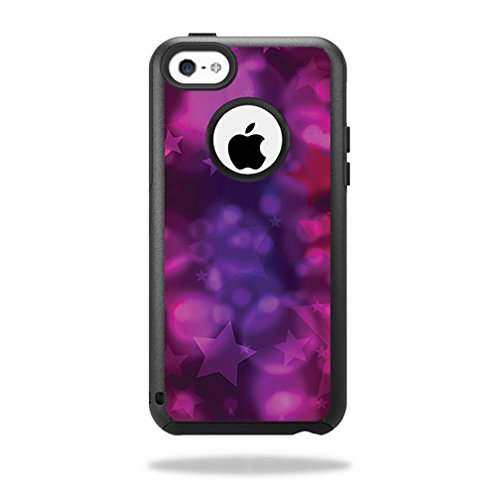Skin for OtterBox Commuter iPhone 5C Case – Star Power | MightySkins Protective, Durable, and Unique Vinyl Decal wrap Cover | Easy to Apply, Remove, and Change Styles | Made in The USA