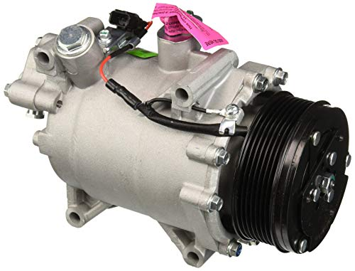 Four Seasons 98580 New A/C Compressor with ()